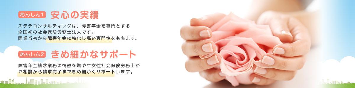 障害ねんきんナビ札幌、安心の実績ときめ細かなサポート